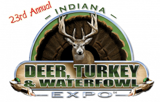 Indiana Deer Turkey Waterfowl Logo 2020
