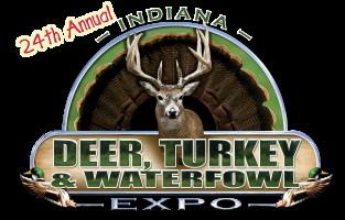Indiana Deer&Turkey Logo 2021